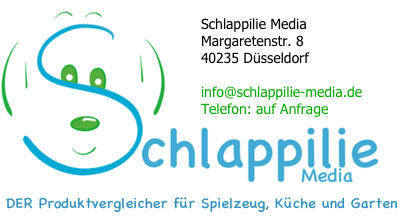 Impressum kinderwerkbank-vergleich.de - Schlappilie Media